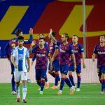 """Espagne: avec la """"MSG"""", le Barça revient à un souffle du Real"""